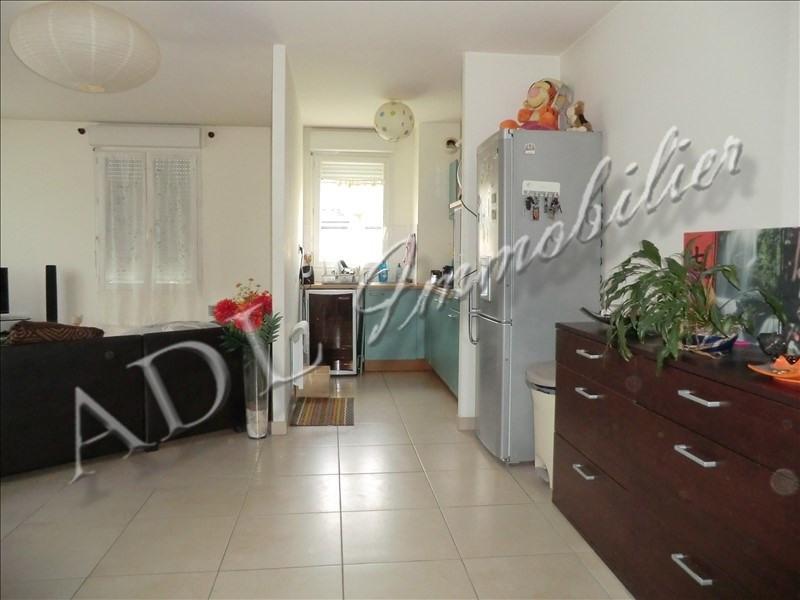 Sale apartment Orry la ville 249000€ - Picture 2