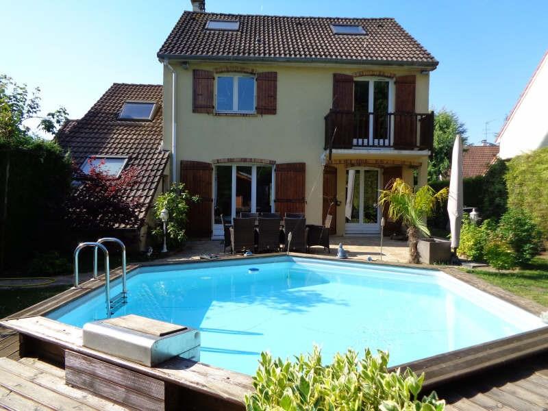 Vente maison / villa Lesigny 450000€ - Photo 1
