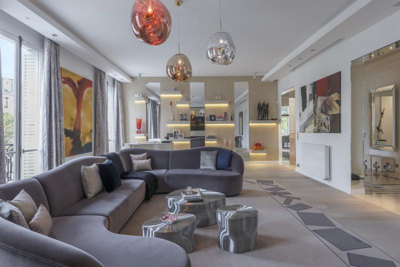 Immobile residenziali di prestigio appartamento Paris 16ème 4950000€ - Fotografia 3