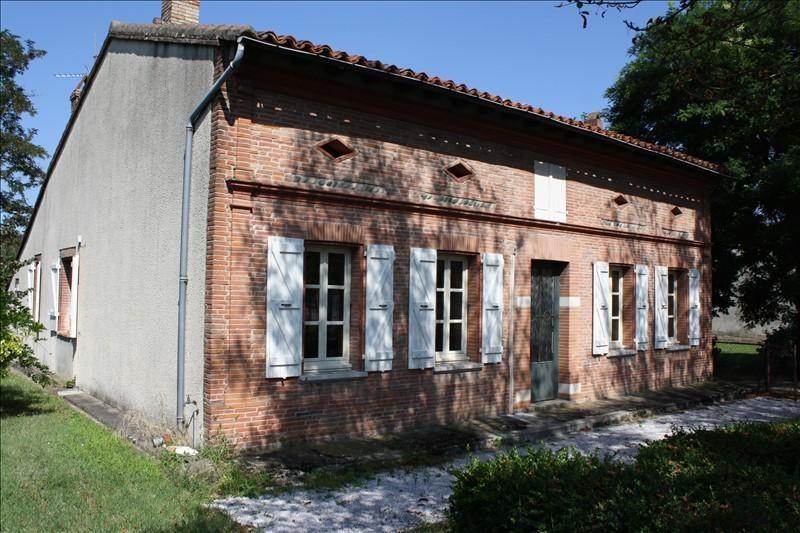 Location maison / villa Auzeville 1165€ CC - Photo 1