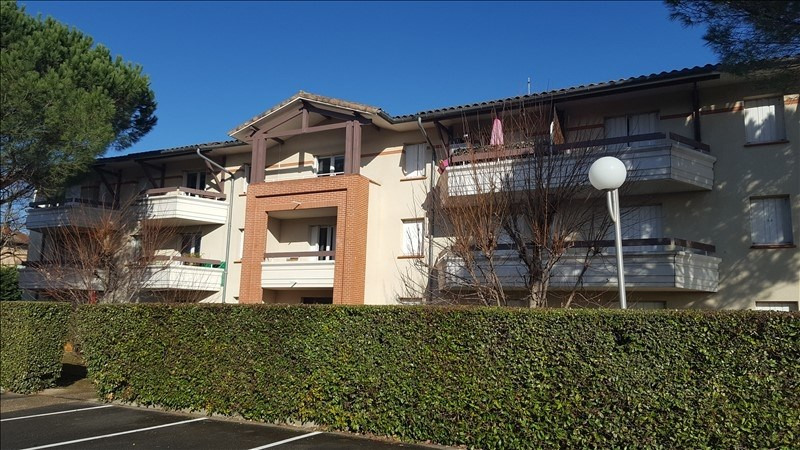 Vente appartement Fonsegrives (centre) 128000€ - Photo 1