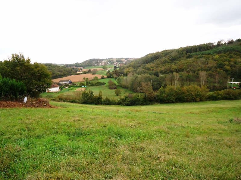 Vente terrain Crémieu 75 400€ - Photo 1