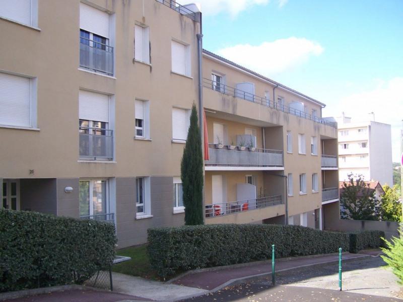 Location appartement Limoges 515€ CC - Photo 1