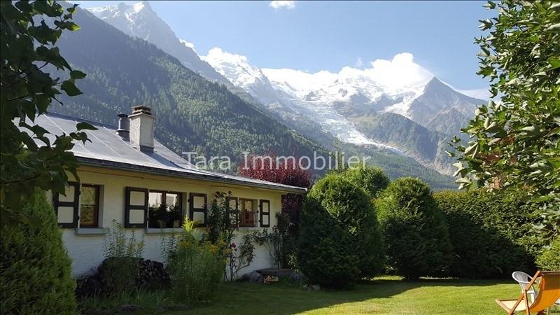 Deluxe sale house / villa Chamonix mont blanc 1563000€ - Picture 1
