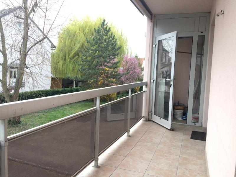 Vente appartement Colmar 120000€ - Photo 1