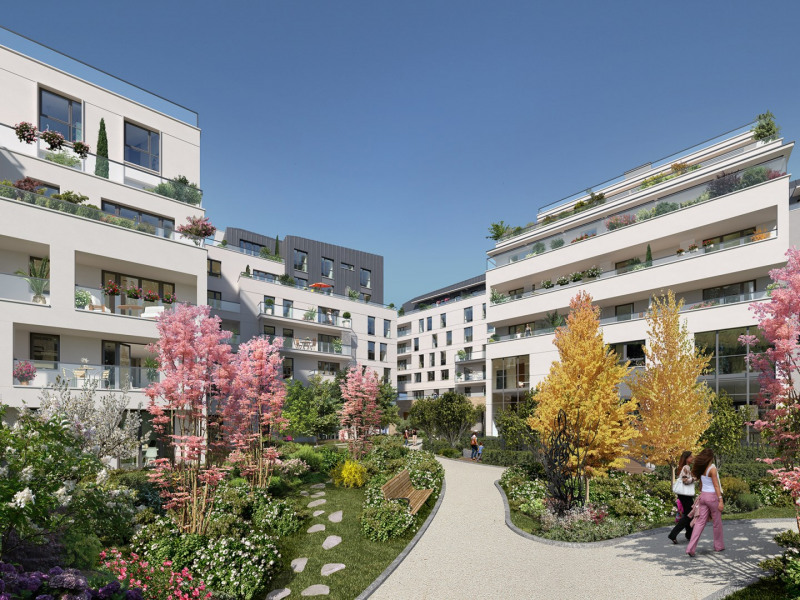 Envies programme immobilier neuf rueil malmaison for Immobilier neuf idf