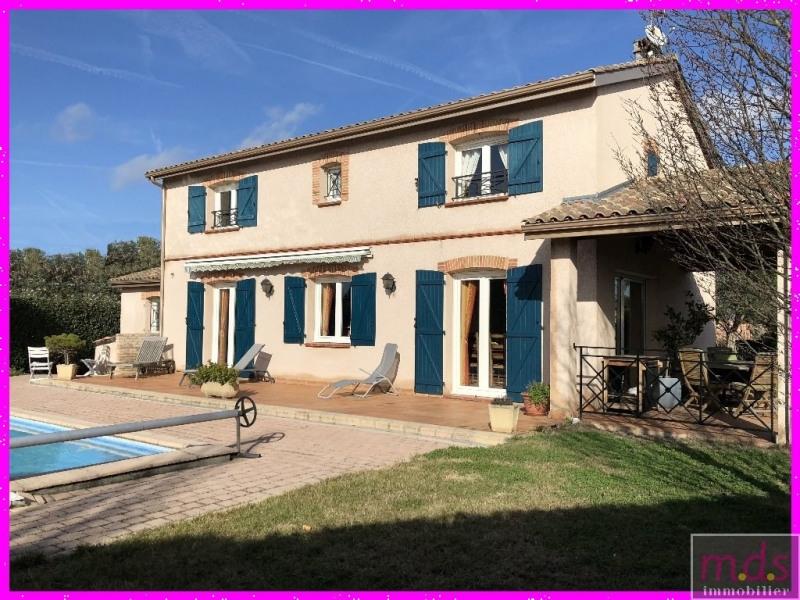 Vente de prestige maison / villa Coteaux saint-orens 435000€ - Photo 1