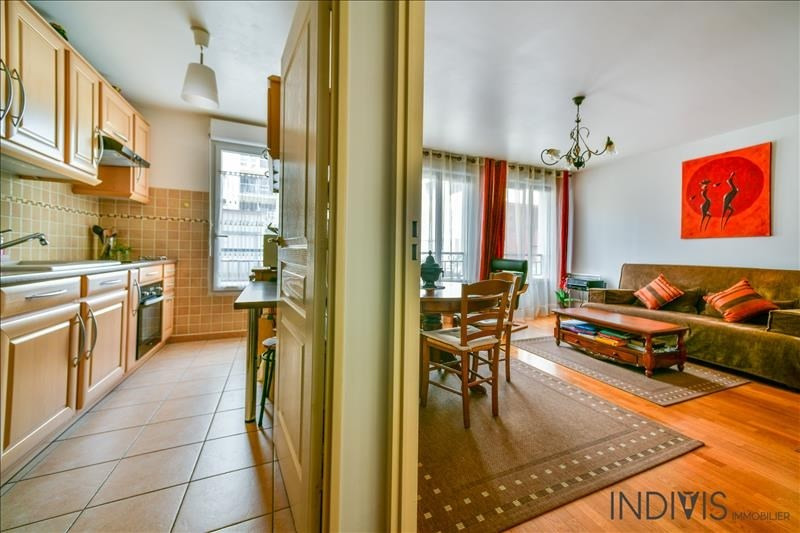 Sale apartment Puteaux 349 000€ - Picture 5