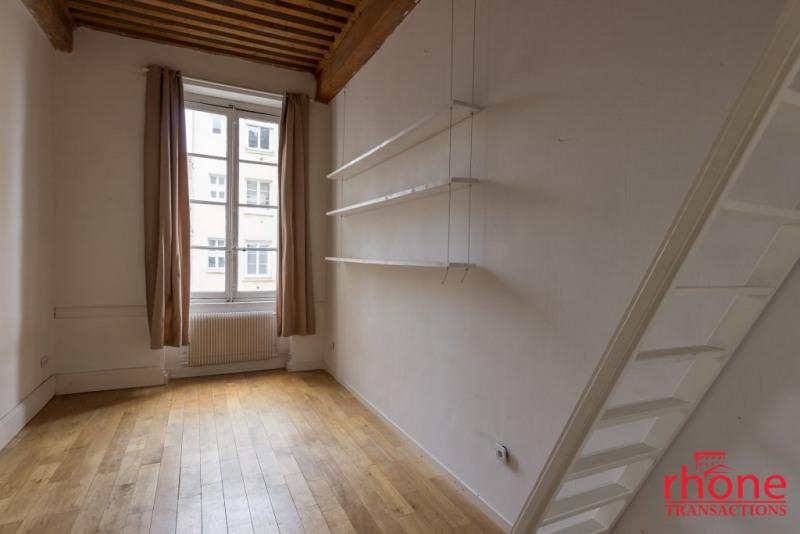 Sale apartment Lyon 1er 164000€ - Picture 1
