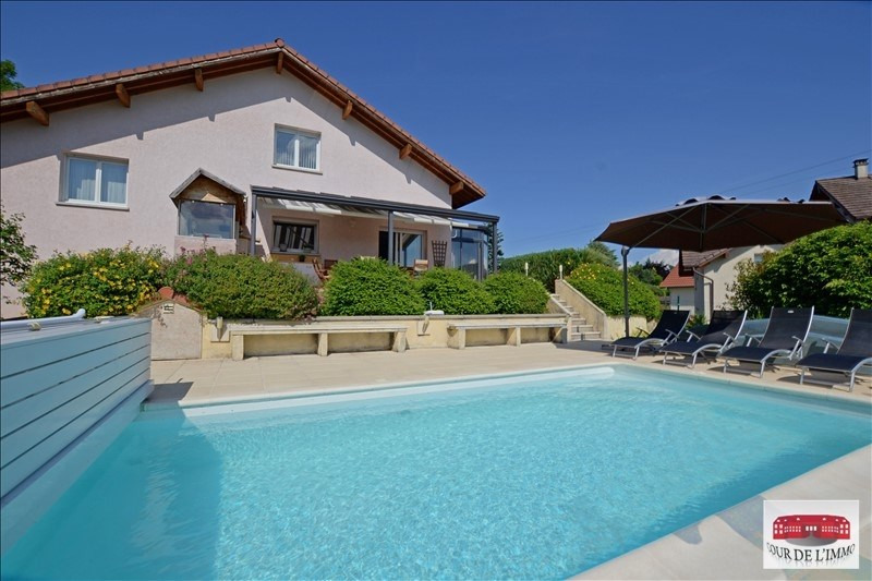 Vente maison / villa Fillinges 548 000€ - Photo 1
