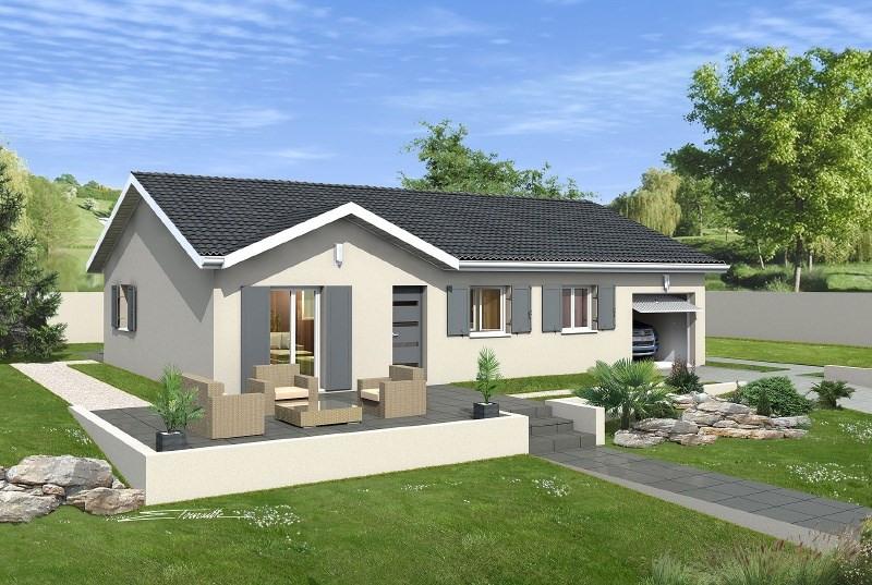 Maison  4 pièces + Terrain 506 m² Étrez par MAISONS PUNCH