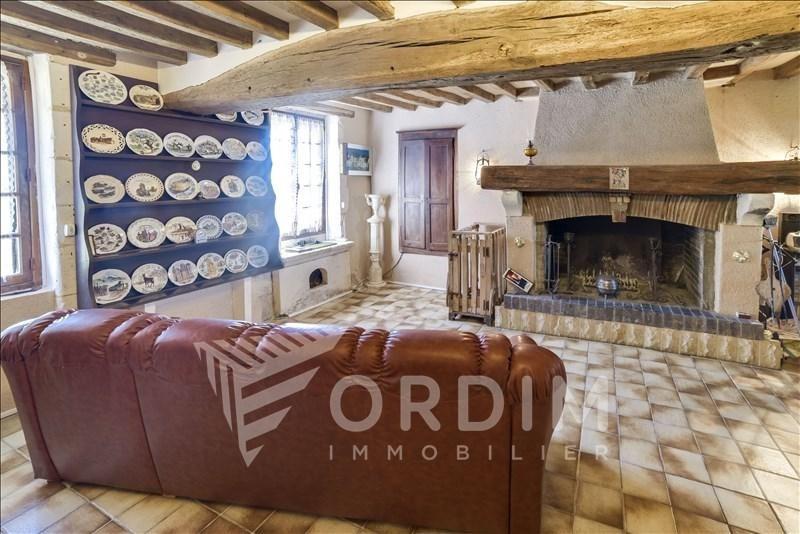 Sale house / villa St sauveur en puisaye 162000€ - Picture 2