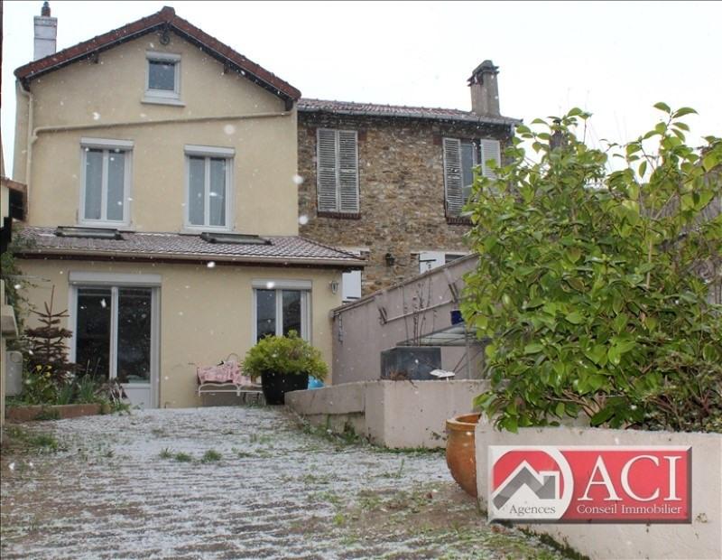 Vente maison / villa Groslay 304000€ - Photo 1