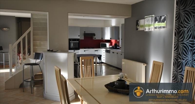 Vente maison / villa L'isle d'abeau 420000€ - Photo 3