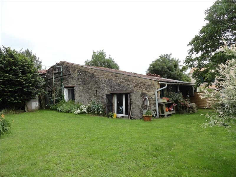 Vente maison / villa St hilaire de clisson 140900€ - Photo 2