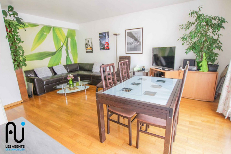 Vente appartement Asnieres sur seine 387 000€ - Photo 2