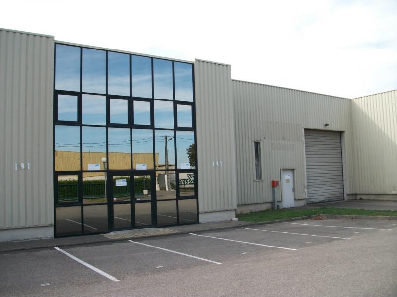 Location Local d'activités / Entrepôt Genas 0