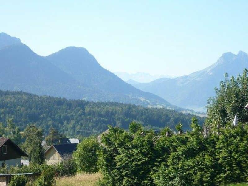 Vente terrain Coteaux semnoz 185000€ - Photo 2