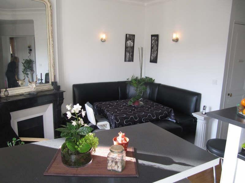 Rental apartment Courbevoie 1335€ CC - Picture 3