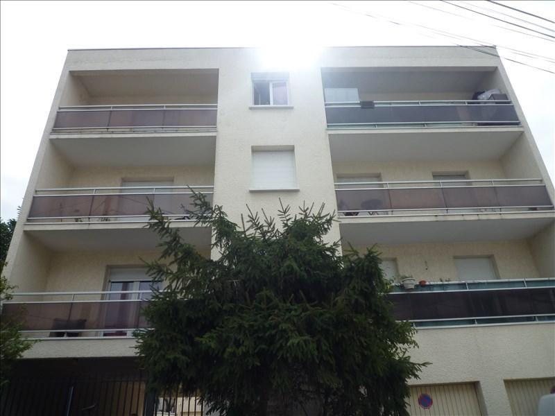 Vente appartement Les pavillons sous bois 126500€ - Photo 1