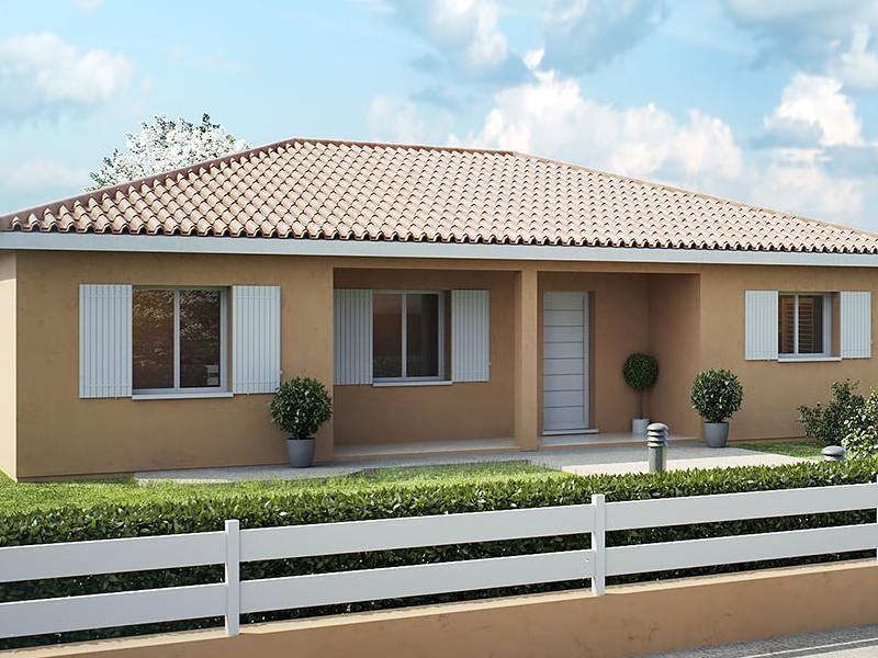 Maison  4 pièces + Terrain 528 m² Castellare-Di-Casinca par CORSEA PROMOTION