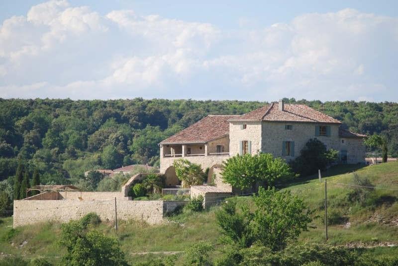 Vente de prestige maison / villa Barjac 799000€ - Photo 2