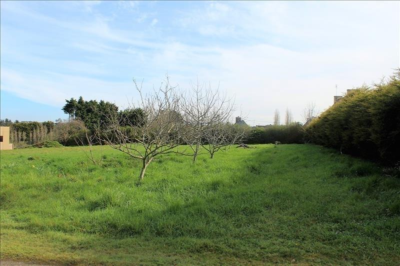 Vente terrain Peumerit 39500€ - Photo 2