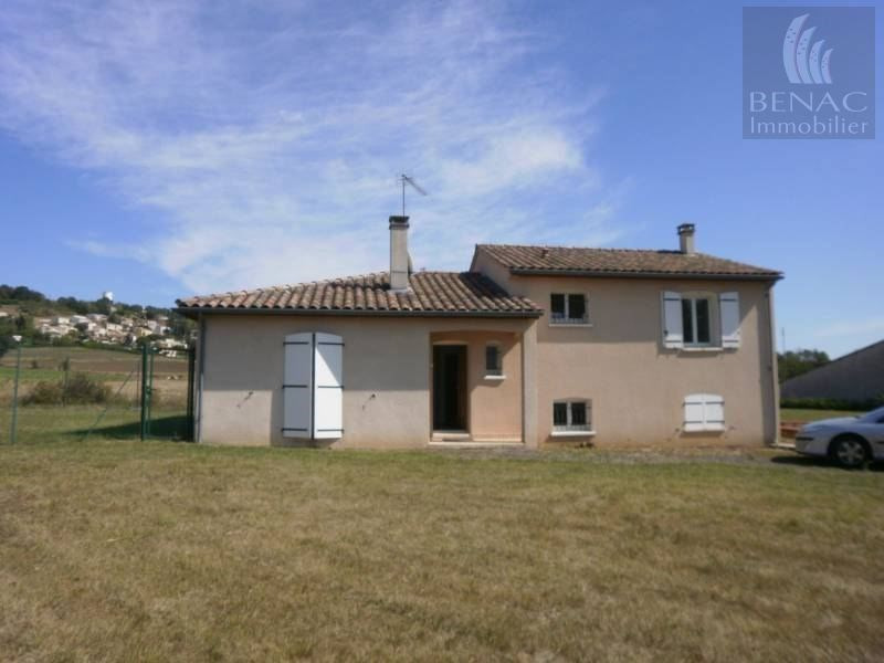 Location maison / villa Puygouzon 900€ CC - Photo 1