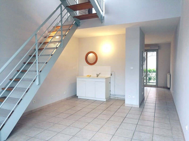 Location appartement St genis laval 853€ CC - Photo 1
