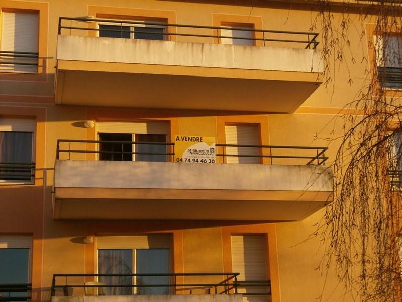 Vente appartement Villefontaine 95000€ - Photo 3