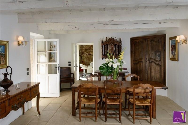 Vente de prestige maison / villa Uzes 997000€ - Photo 5
