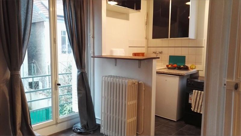 Rental apartment Asnieres sur seine 690€ CC - Picture 2