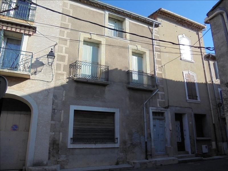 Vente maison / villa St thibery 139000€ - Photo 1