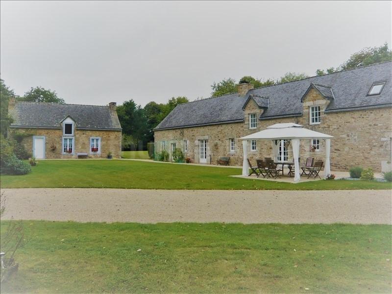 Sale house / villa Pluvigner 457600€ - Picture 3