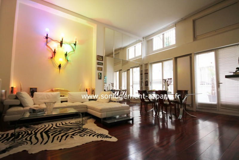Sale loft/workshop/open plan Paris 10ème 1 850 000€ - Picture 5