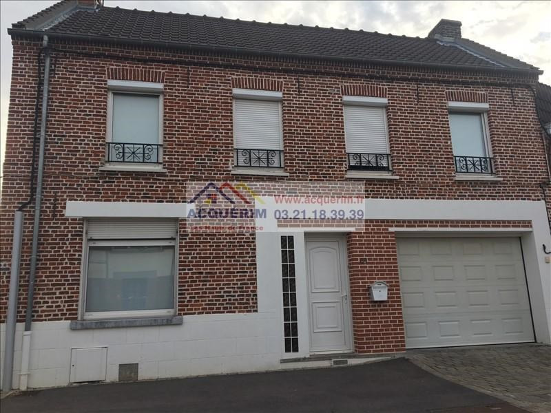 Investment property house / villa Carvin 176000€ - Picture 1