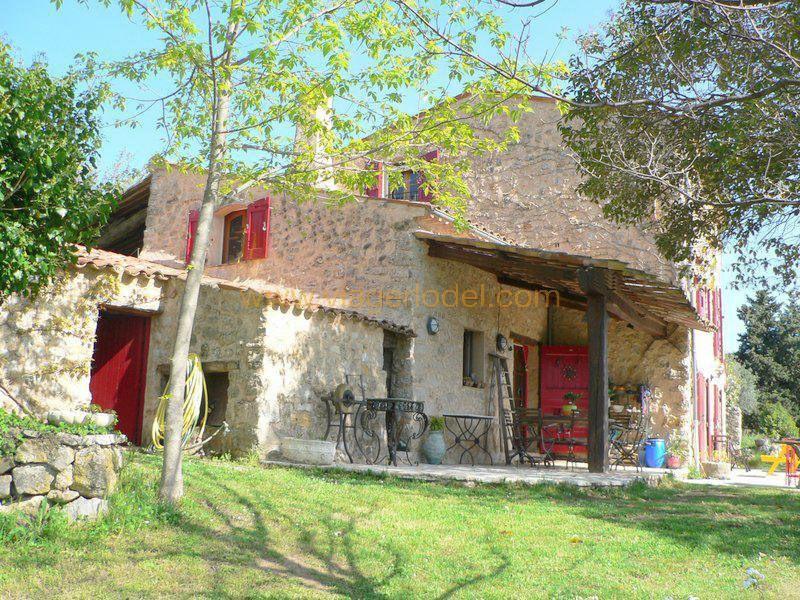 Revenda residencial de prestígio casa Fayence 1155000€ - Fotografia 1