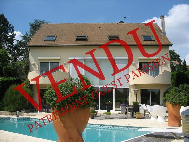 Deluxe sale house / villa Chambourcy 1150000€ - Picture 1