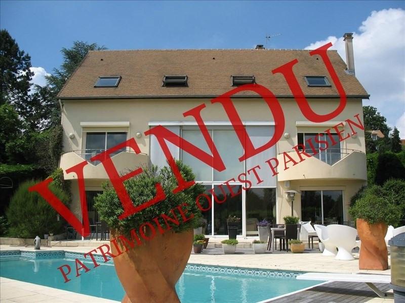 Vente de prestige maison / villa Chambourcy 1150000€ - Photo 1