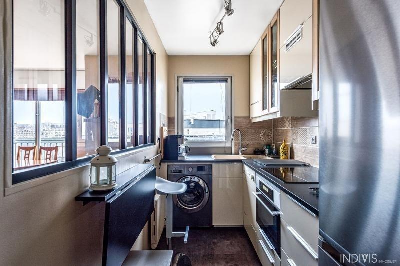 Rental apartment Puteaux 1200€ CC - Picture 7