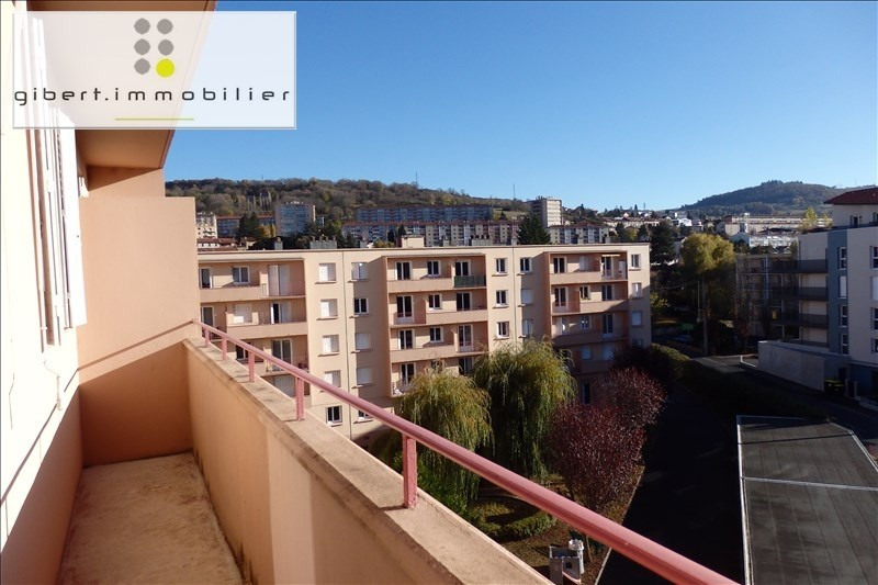 Sale apartment Vals pres le puy 55 000€ - Picture 3