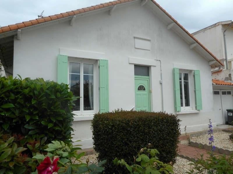 Vente maison / villa St palais sur mer 285500€ - Photo 1