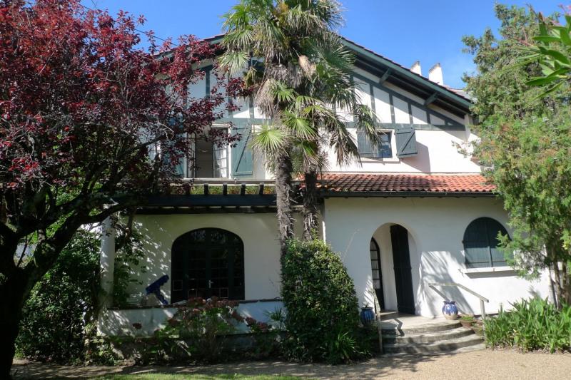 Sale house / villa Saint-jean-de-luz 1450000€ - Picture 1