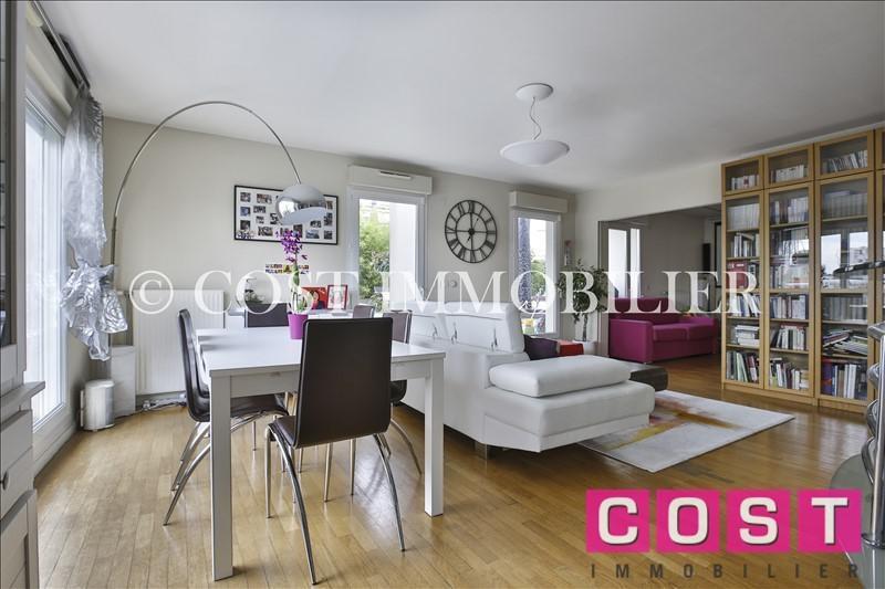 Vente de prestige appartement Courbevoie 1200000€ - Photo 7