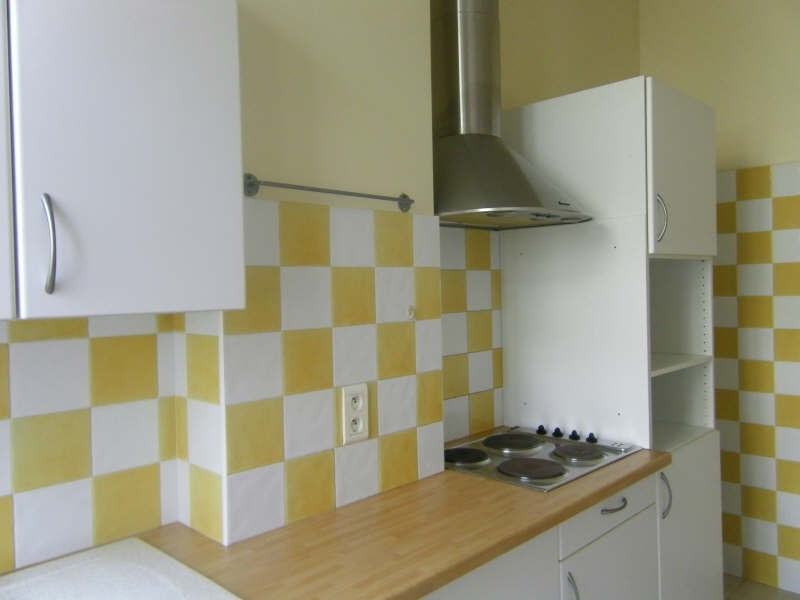 Rental apartment Marseille 5ème 605€ CC - Picture 1