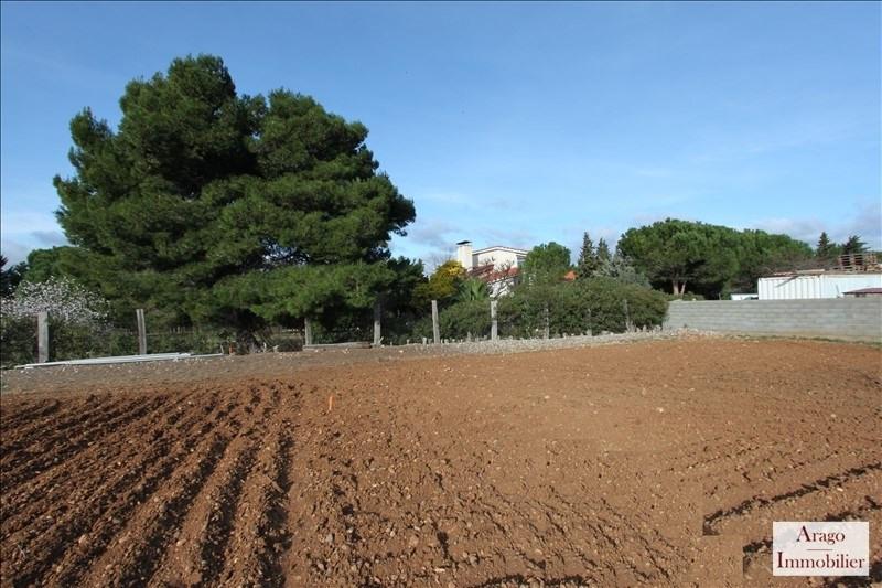 Vente terrain Salses le chateau 88000€ - Photo 3