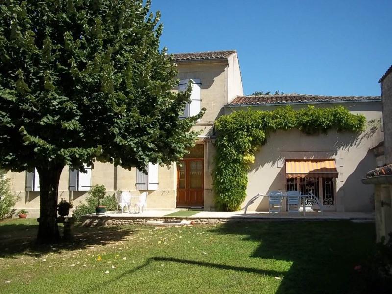 Vente maison / villa Cherves-richemont 297000€ - Photo 1