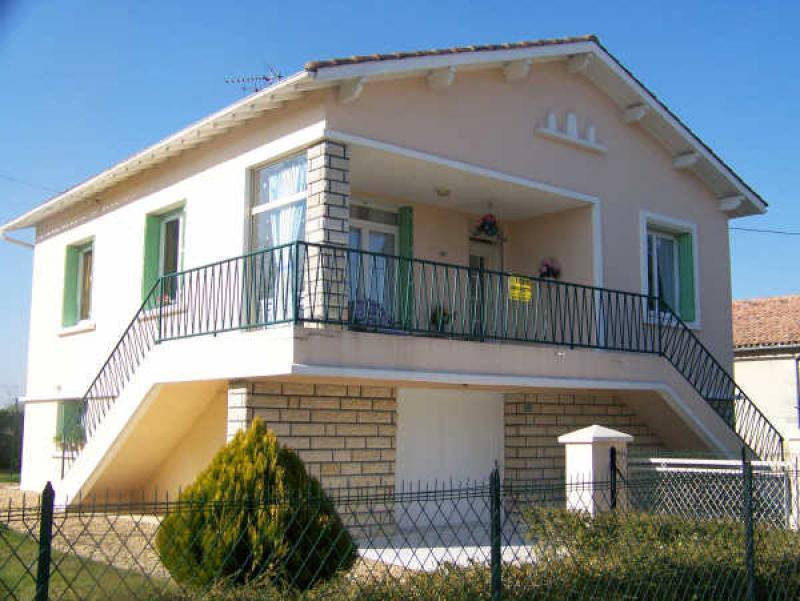 Vente maison / villa Montpon menesterol 154000€ - Photo 1