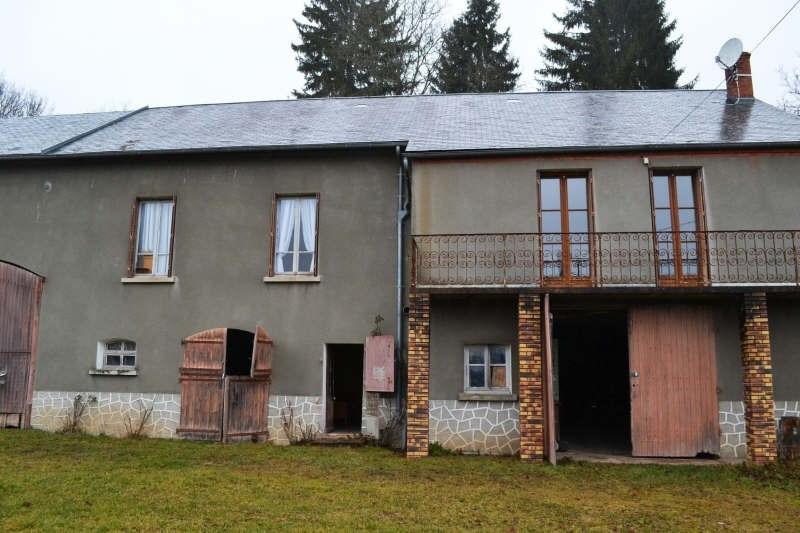 Sale house / villa Moux en morvan 75000€ - Picture 1