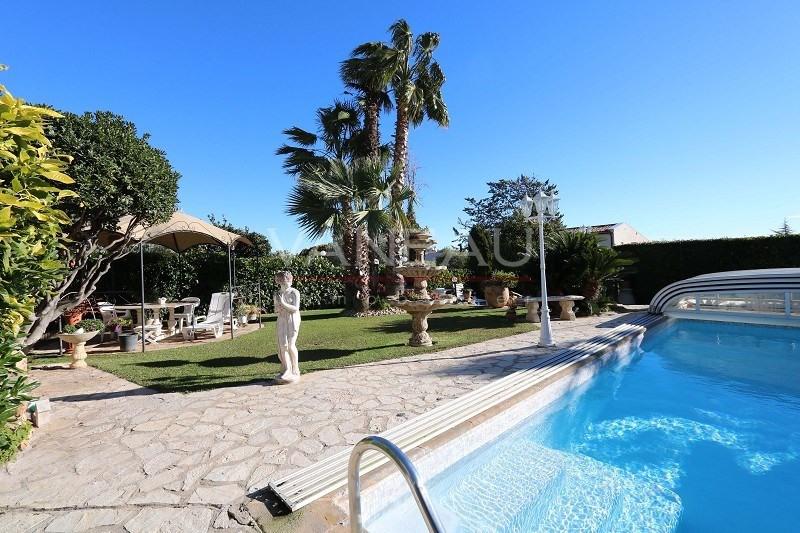 Vente de prestige maison / villa Golfe-juan 1102500€ - Photo 8